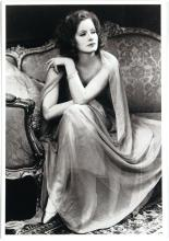 Vintage Photo Postcard of GRETA GARBO