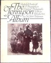 1980 Book ALFRED TENNYSON PHOTO ALBUM 19th Century