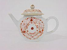 TEA POT WITH COVER