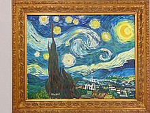 VINCENT VAN GOGH (1853-1890), STARRY NIGHT