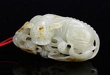 Chinese Jade Foo Lion