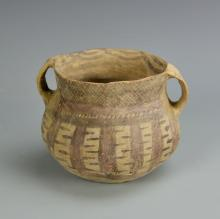 Chinese Antique Pottery Jar