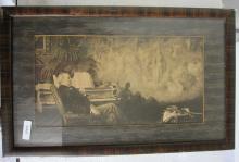 Framed Art Work