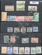 Thirty-Five Chinese Stamps and Tax Notes