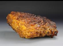 Large Natural Amber Block