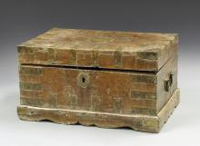 Asian Hardwood Box