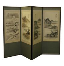 Korean Folding Screen