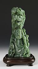 Chinese Jade Bodhidharma