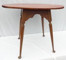 18th Century Queen Anne Tea Table