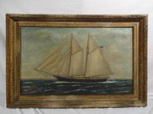 WP Stubbs Oil on Canvas