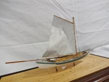 Beetle Whaleboat Boat Model by Thomas Lauria