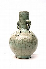 A porcelain Chinese Vase