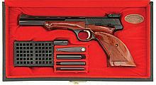 Browning Medalist Semi-Auto Pistol