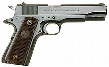 Colt 1911A1 Government Model Semi-Auto Pistol
