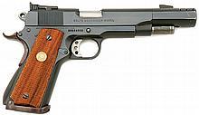 Custom Colt Commander Semi-Auto Pistol