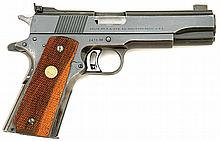 Colt National Match Mid-Range Semi-Auto Pistol