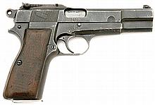 Fabrique National Pre-War High Power Semi-Auto Pistol