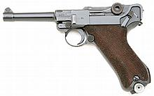 German P.08 Luger pistol by Mauser