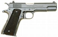 Colt Commercial Model Ace Semi-Auto Pistol