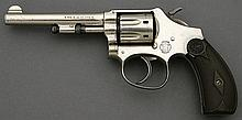 Smith & Wesson Ladysmith 2nd Model Revolver