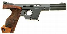 Walther Osp Semi-Auto Pistol