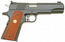 Rare Colt Mid-Range National Match Semi-Auto Pistol