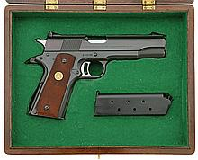 Colt National Match Government Model Semi-Auto Pistol