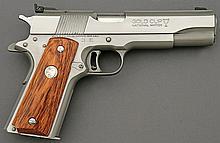 Colt Gold Cup Super Match Model Semi-Auto Pistol