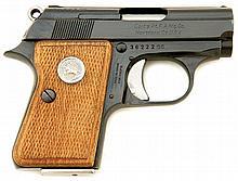 Colt Junior Pocket Model Semi-Auto Pistol