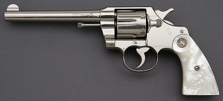 Colt Army Special Revolver