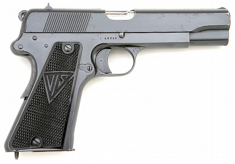 Polish Radom wz.35 Polish eagle semi-auto pistol