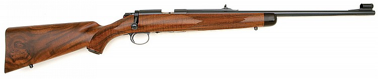 Kimber model 82 super America bolt action rifle
