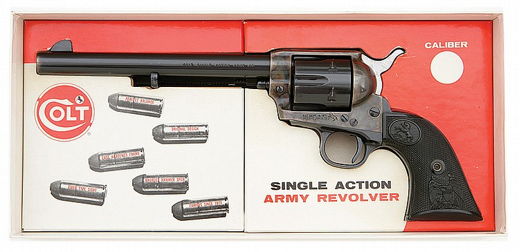 Colt Single Action Army Second Generation Revolver