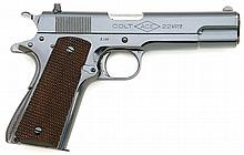 Colt Prewar Commercial Model Ace Semi-Auto?Pistol