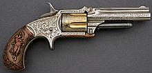 Fine Marlin No. 32 Standard 1875 Model Revolver