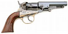 Fine Cooper Navy Model Percussion Revolver