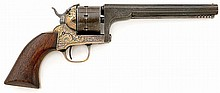 Moore's Patent Firearms Company Single Action Belt Revolver
