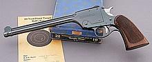 Harrington and Richardson single shot pistol