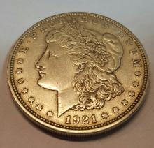 Coins/Currency/Sterling Jewelry/Watches/Stamps