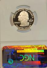 2009-S Silver Northern Marianas Quarter NGC PF 69 Ultra Cameo