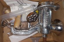 Porket Cast Iron Heavy Duty Meat Grinder