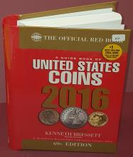 (New) 2016 Red Book = A Guide Book of United States Coins 2016