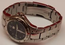 Watch Portable Showcase with key and Tag Heuer STYLE watch in working order