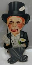 1940 Charlie McCarthy Paper Doll Puppet