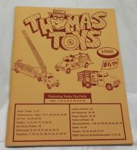 1996 Thomas Toys Catalog