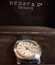 Bedat & Co. Geneve Inox  Swiss Automatic Watch  No 8 - Reference 888 No. 1009