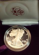 1986 Silver Eagle $1 Proof