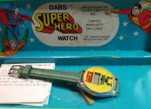 Rare DABS Super Hero