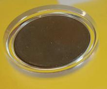 Blank Copper Lincoln Cent Planchet