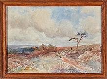 John Falconar Slater (1857-1937) VIEWS ON BLANCHLAND MOOR s